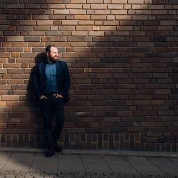 Simon Hjort, lektor och författare